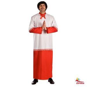 disfraz adulto monagillo