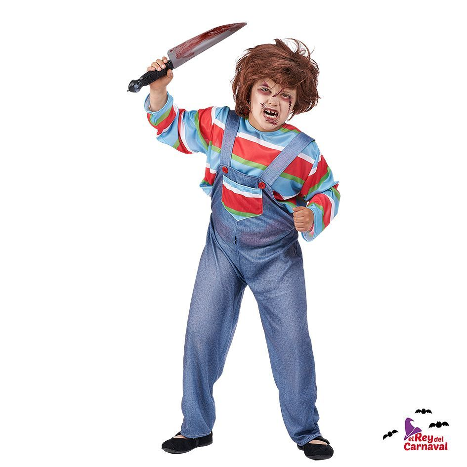 disfraz muñeco diabolico