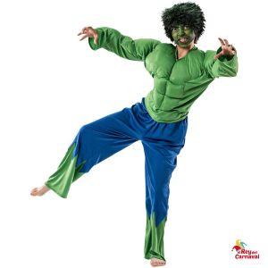disfraz infantil hulk