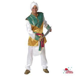 disfraz hombre hindu