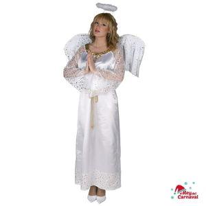 disfraz angelita adulto