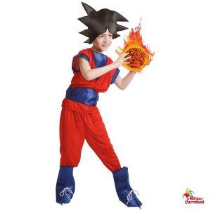 disfraz infantil goku