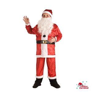 disfraz infantil papa Noel