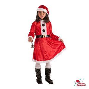 disfraz infantil mama Noel