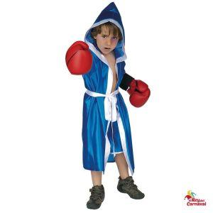 disfraz infantil boxeador