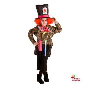 disfraz infantil sombrerero