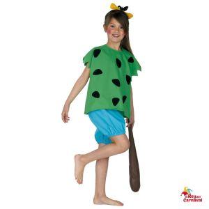 disfraz infantil cavernicola