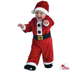 disfraz bebé Papa Noel