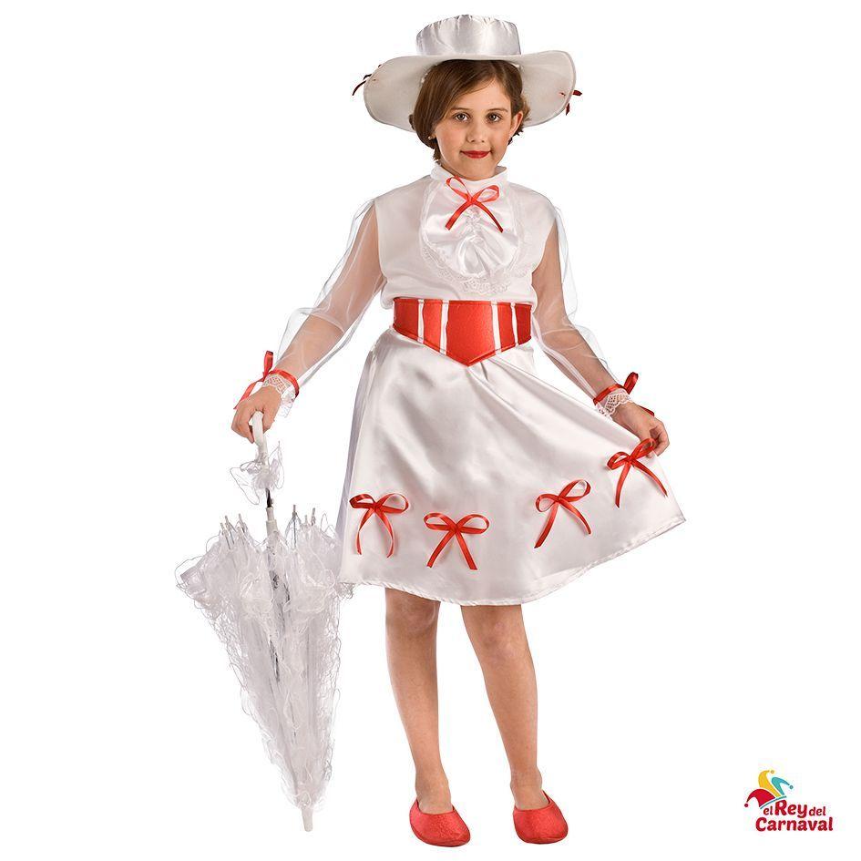 disfraz mary poppins