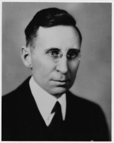 Harry F Brownell PP 1922