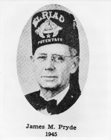 James M Pryde PP 1945