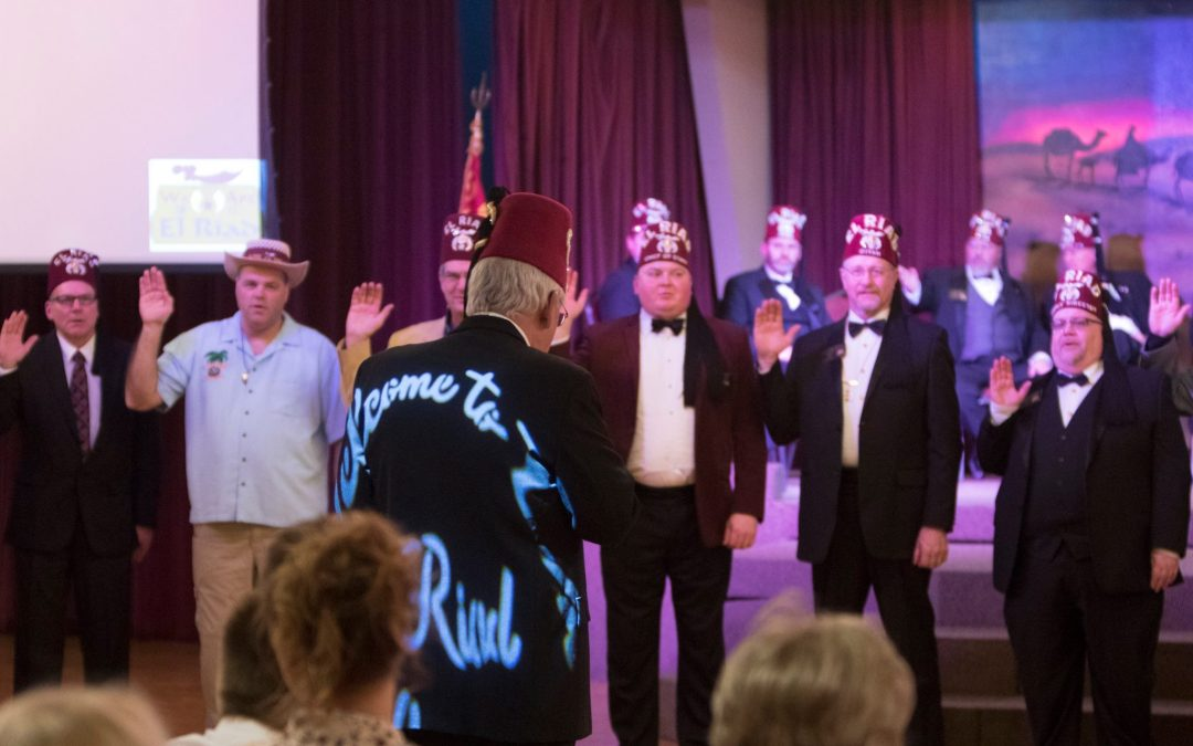 2017 Installation of Officers