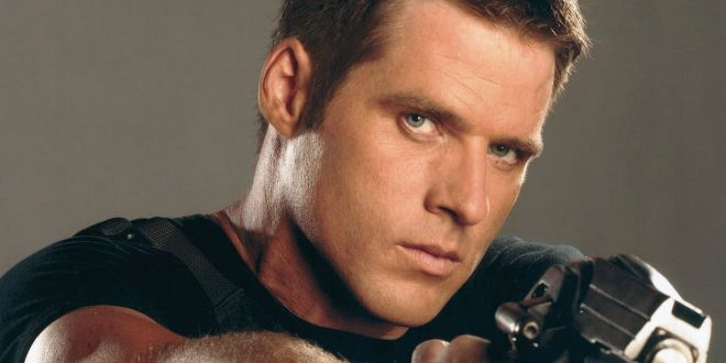Ben Browder en Farscape