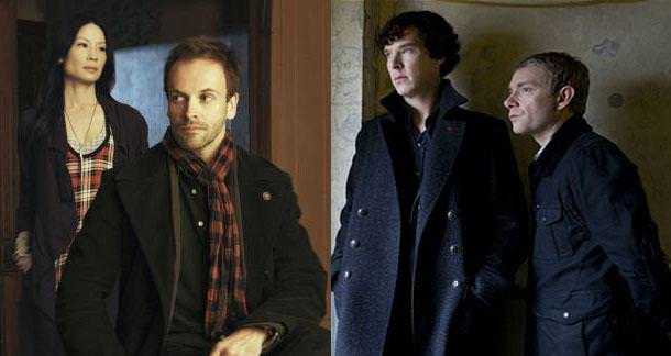 Elementary vs Sherlock