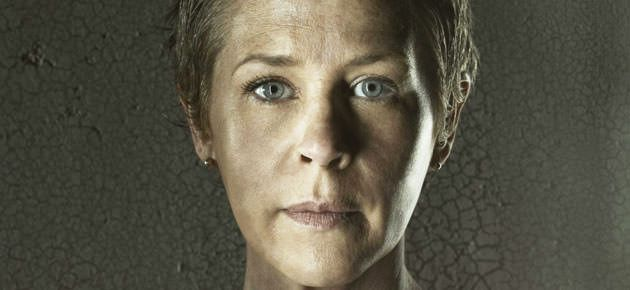 Melissa McBride en The Walking Dead