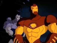iron man serie television