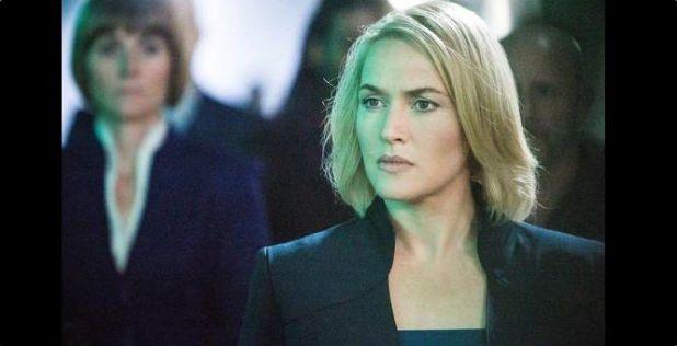 Kate Winslet en Divergente