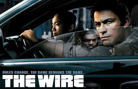 Logotipo The Wire
