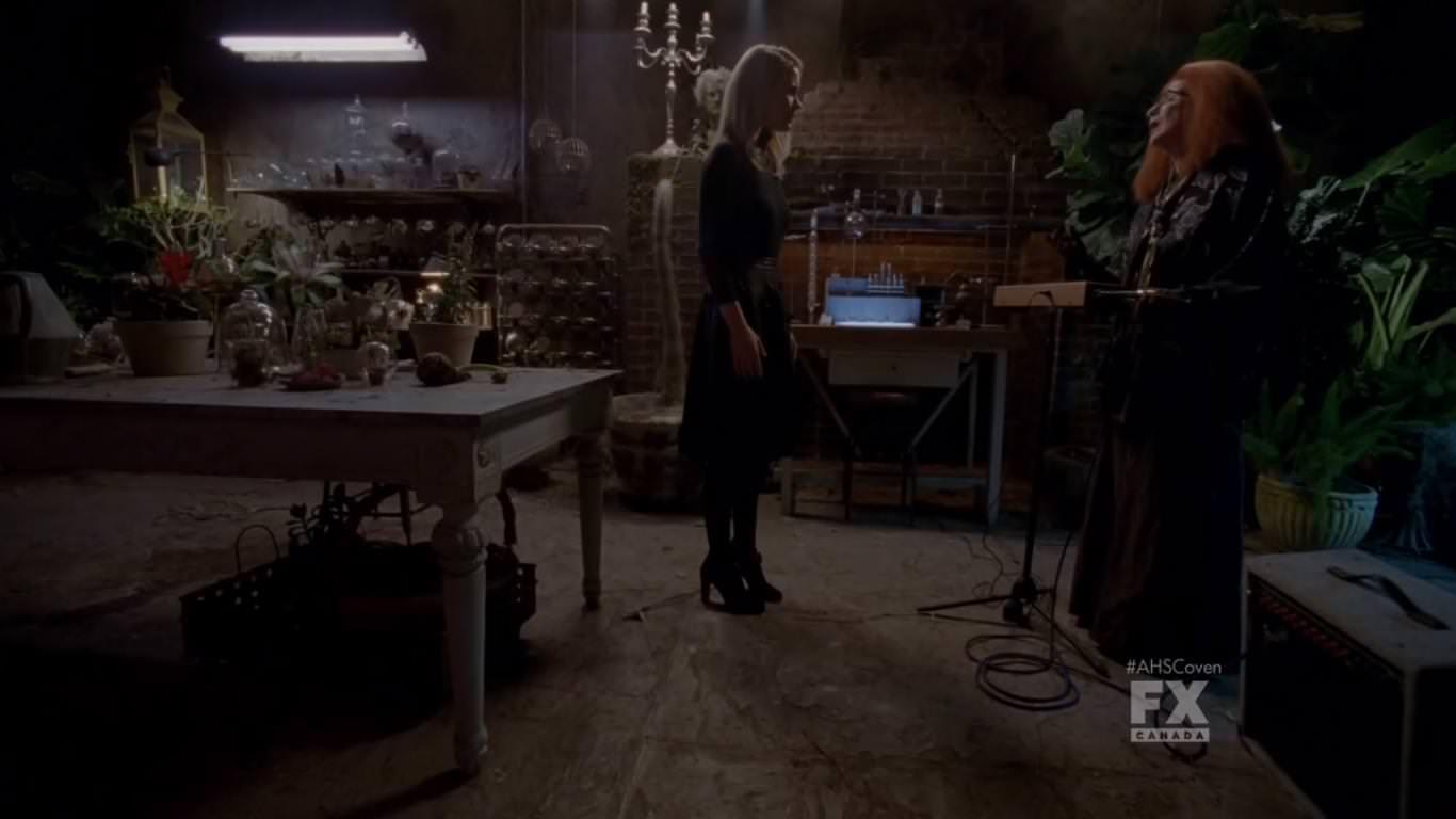 Myrtle aconseja a Cordelia