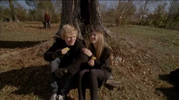 American Horror Story: Coven 3x12: Zoe y Kyle son felices
