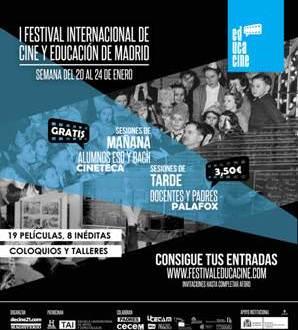 I Festival Internacional de Cine y Educación de Madrid