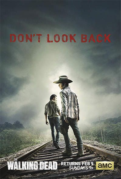 The Walking Dead Mid-Seson Poster