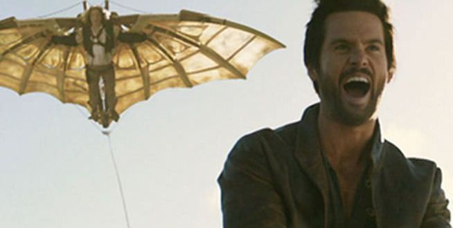 Tom Riley - Protagonista de Da Vinci's Demons