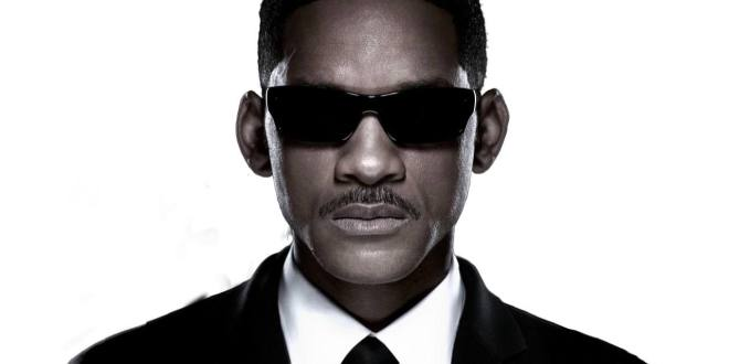 Will Smith en Hombres de negro