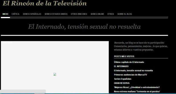 elrincon.tv en Octubre del 2010