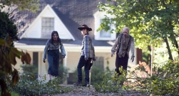 10 formas de aliviar la espera de The Walking Dead - 9 de febrero