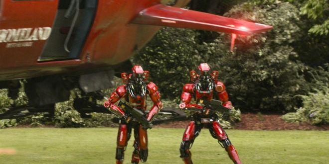 Cyborgs de Elysium