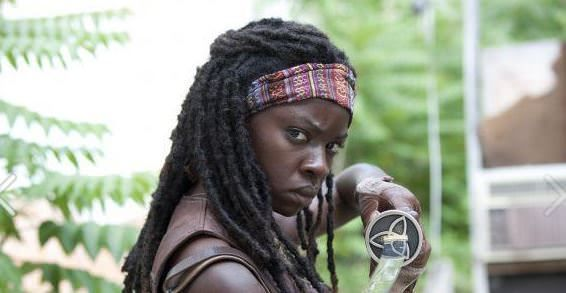 Entrevista a Danai Gurira (Michonne The Walking Dead)