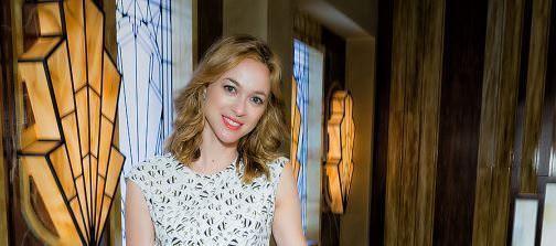 Marta Hazas en Galerias Velvet