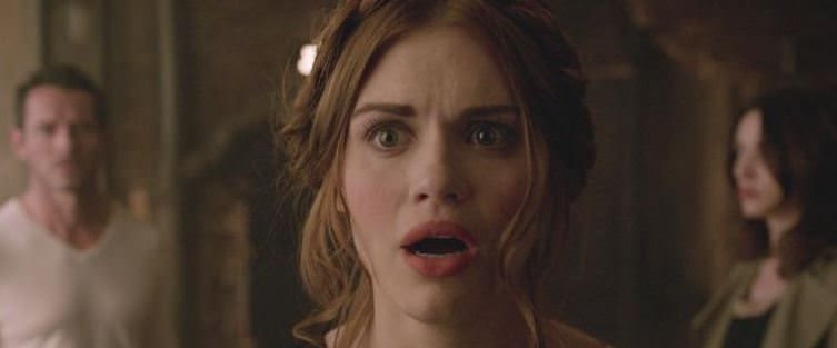 Teen Wolf 3x19 Letharia Vulpina - Lydia, Allison y Peter