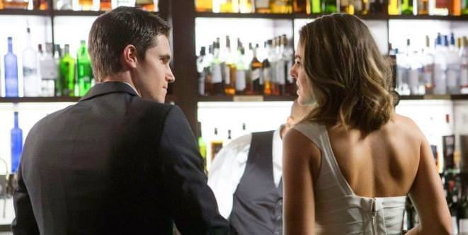 The Tomorrow People 1x13 Stephen y Cassie
