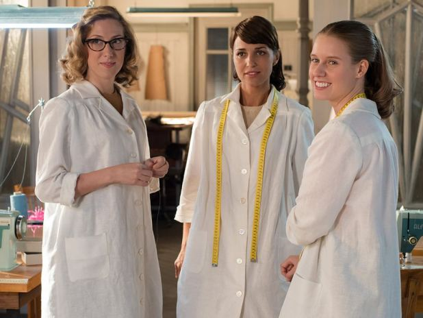 Velvet - Cecilia Freire, Paula Echevarría y Manuela Vellés