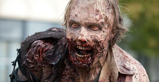 Zombie de The Walking Dead