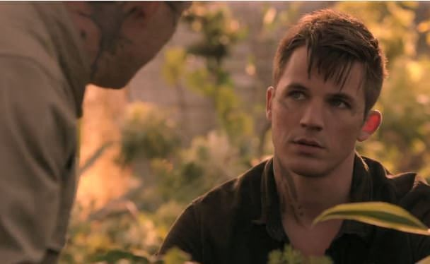 Crítica de Star-Crossed: Matt Lanter interpreta a Roman