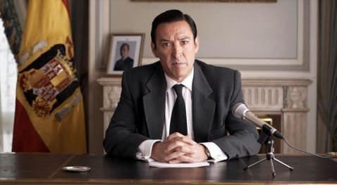 Adolfo Suárez el presidente en Antena 3