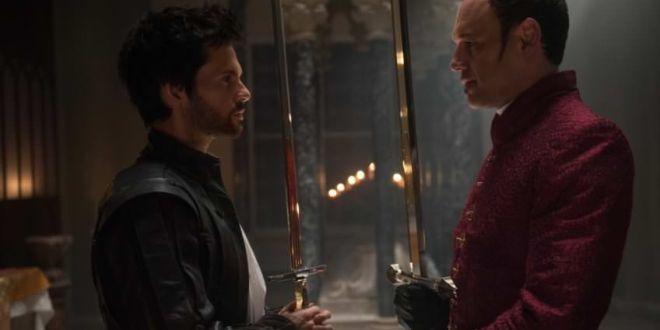 Escena segunda temporada Da Vinci's Demons