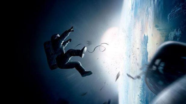 Gravity ganadora Oscar 2014