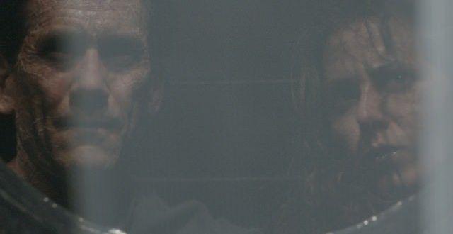 Helix 1x11 Black Rain - Peter