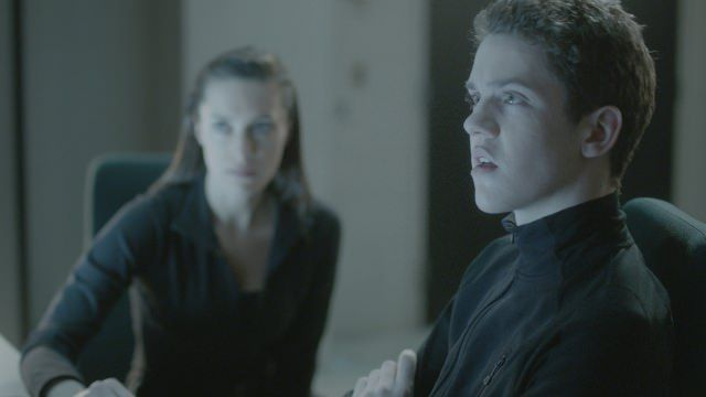 Helix 1x12 The Reaping - Spencer