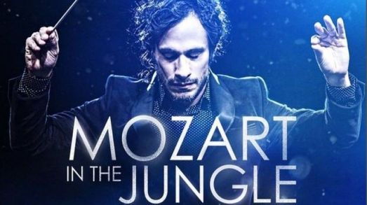 Amazon ordena temporada completa para 4 de sus últimos pilotos: Mozart in the Jungle