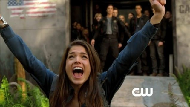 Audiencias USA: Sorprendente estreno de The 100 en the CW