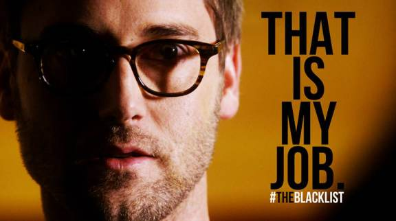 The Blacklist 1x15 The Katana - Tom