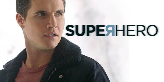 The Tomorrow People 1x16 Superhero - Stephen (Robbie Amell)