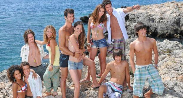 10 series juveniles de España