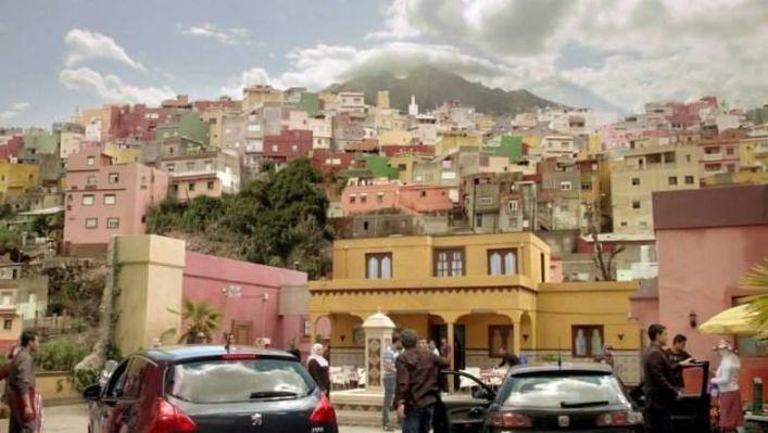 Barrio de El Príncipe en croma