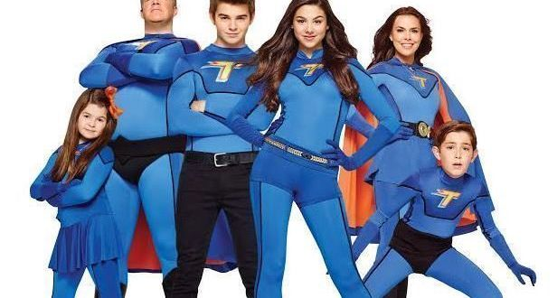 Los Thundermans llegan a Nickelodeon